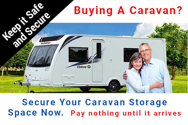 Buying A Caravan Storage